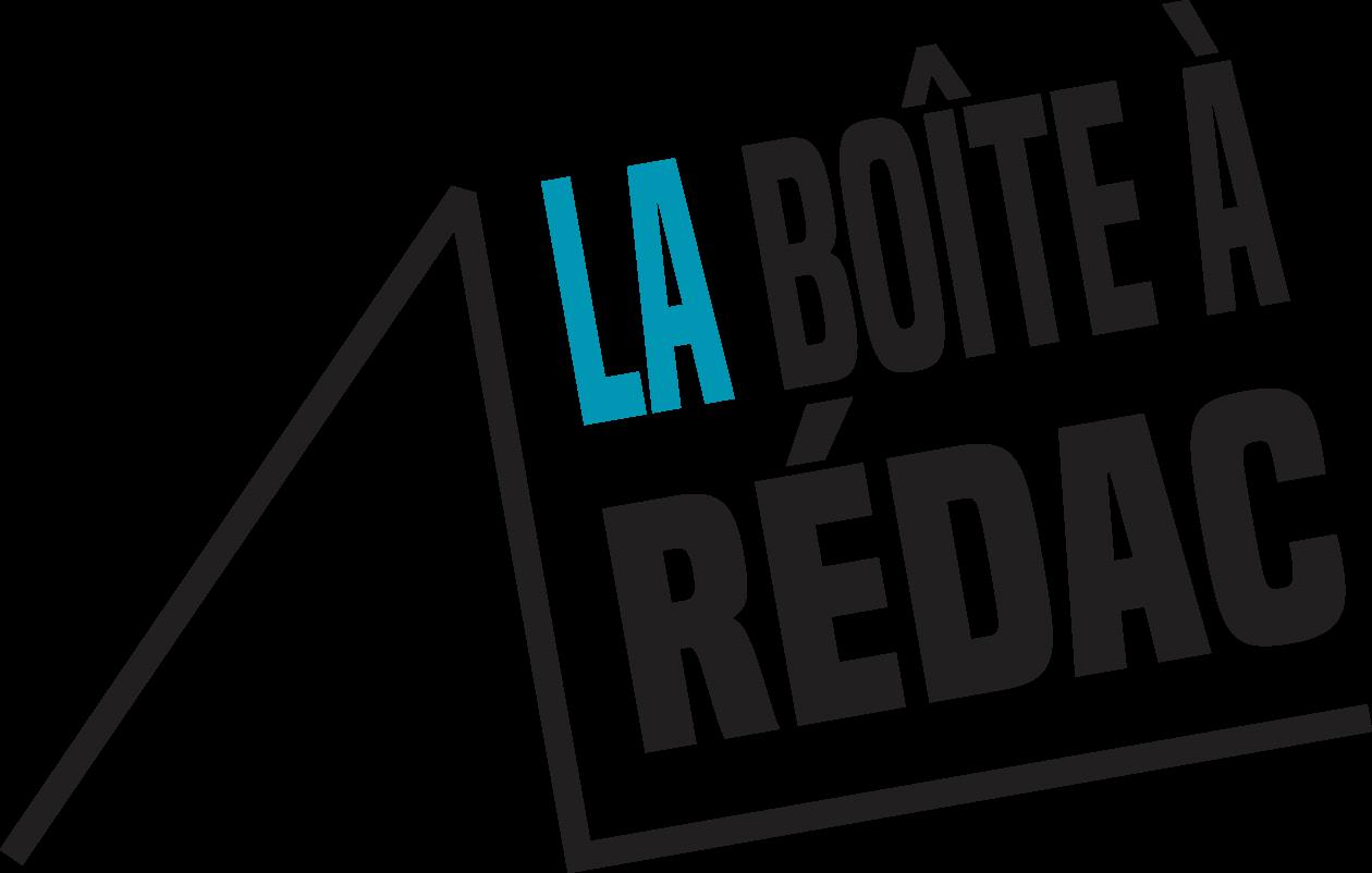 La boîte à rédaction : logo